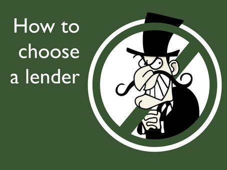 How To Choose A Hard Money Lender