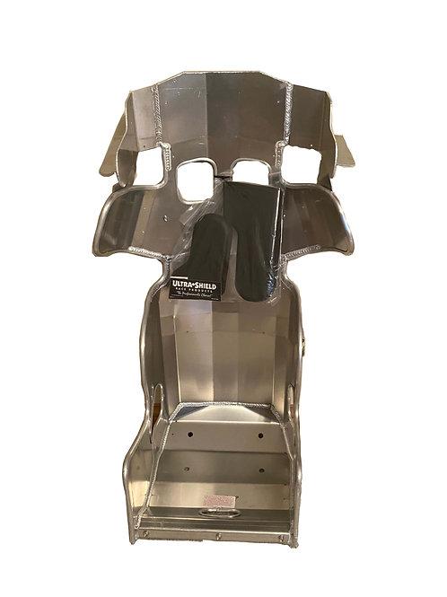 "Ultra Shield 14"" TC Halo Micro Sprint Seat - Short Ribs"