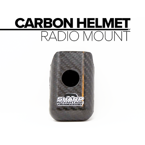 Carbon Switch Radio Holder