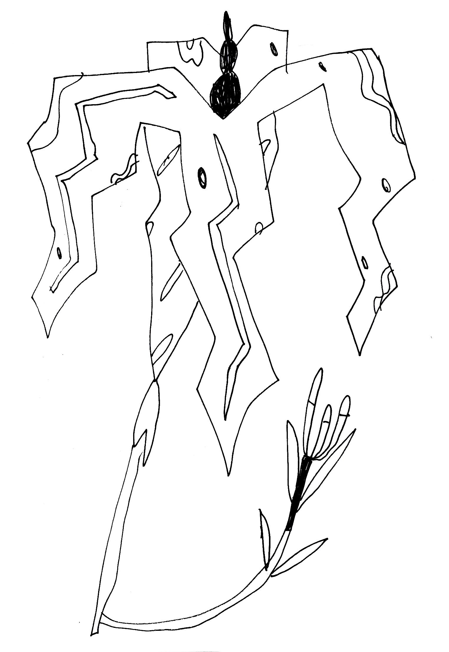 sketchflower