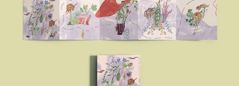 Plantasia record liner