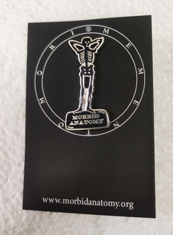 morbid pin