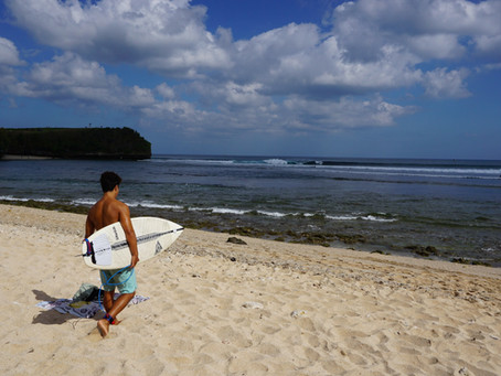 Traveling with your Surfboards as a Digital Nomad