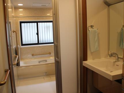 お風呂&洗面所のダブルリフォーム