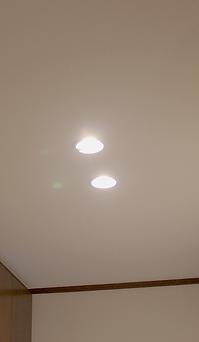 天井ダウンライト