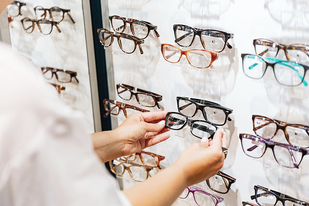 Westerville Eyecare promotions background