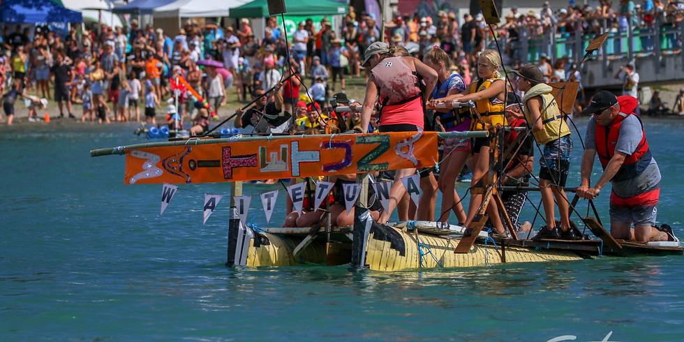 Senior Raft Race '19