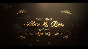 Ornate Wedding Intro