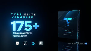 Type Elite Vanguard