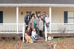 big families = lots of love