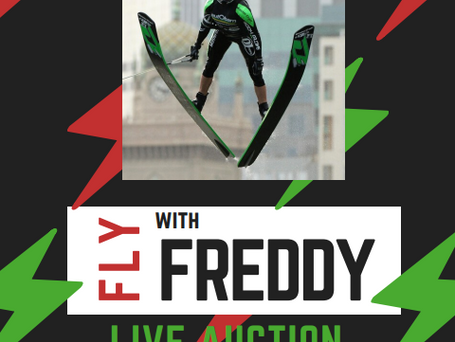 Fly with Freddy at Regionals!