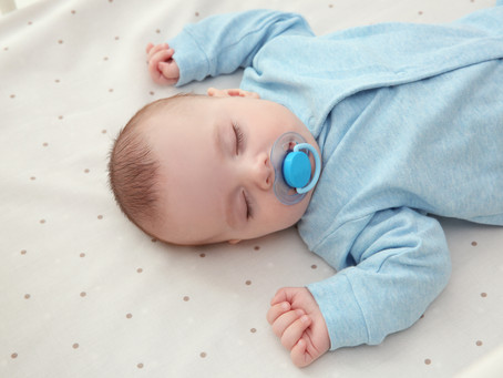 How To Teach Your Baby To Sleep With A Dummy