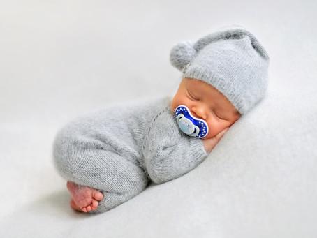 My Top 6 Newborn Sleep Tips