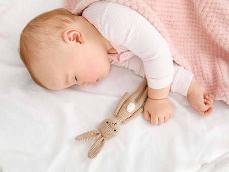 Achieving The Big Milestone - Sleeping Through The Night!