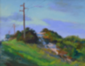 On the Way to Tequesta, 11 x 14, oil.jpg