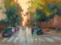 5th Avenue, 12 x 16, oil.jpg