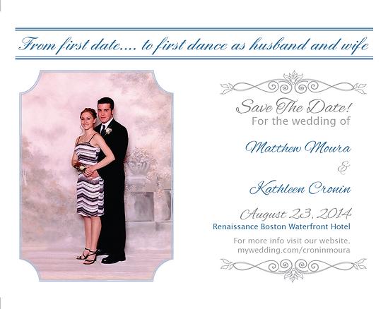 Matty, Kathleen Sve the date