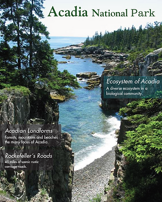 Acadia National Park Magazine
