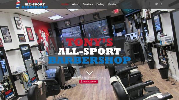Tony's All-Sport Barbershop