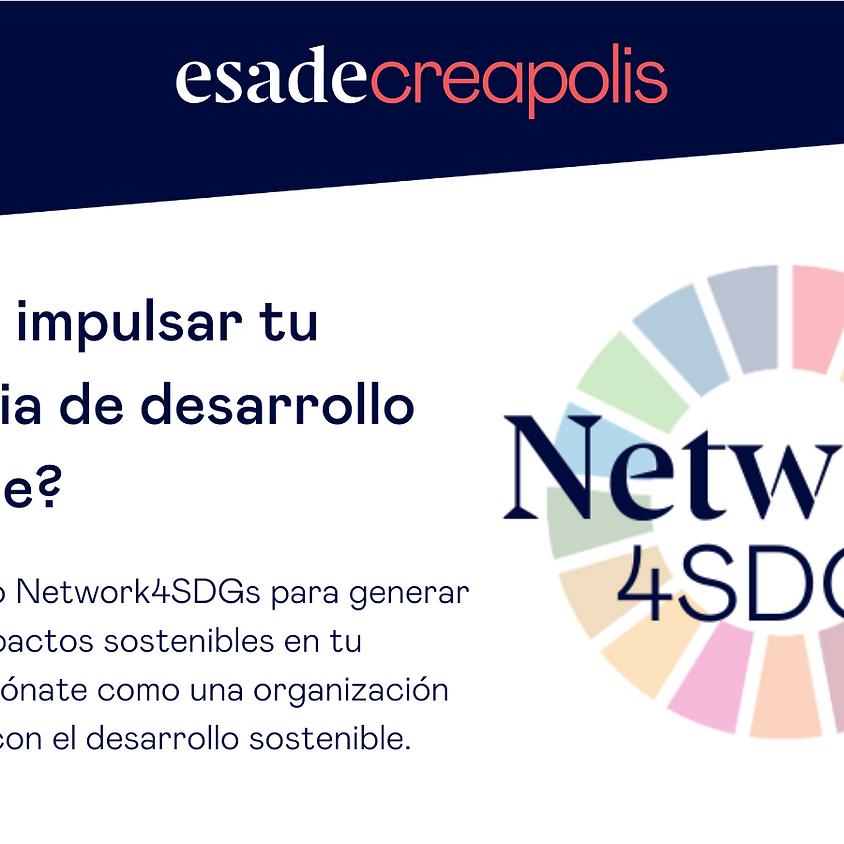 Sesión inaugural de Network 4 SDGs