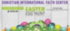 CIFC Easter Egg Hunt April 20th
