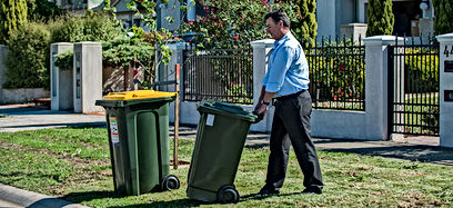 I forgot to take out the rubbish, forgot to tak out trash ohio, missed takin out rubbish, garbage day, trash day,
