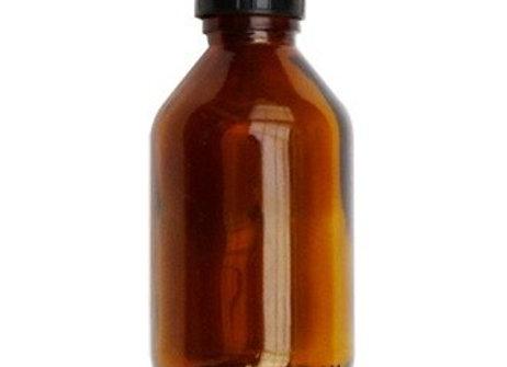 Frasco vidrio 100 ml tapa