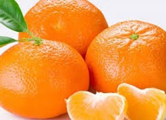 Orange mandarin (Mandarina)