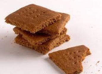 Graham Cracker Oscuro ( galleta crocante)