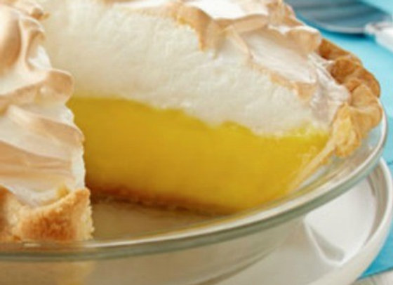 Lemon merengue Pie FW