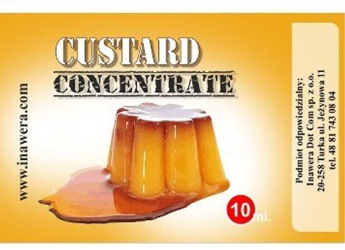 Custard (Flan) Inawera