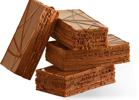 Doble chocolate (Clear)