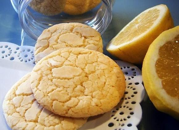 Lemonade Cookie (galletita de limón)