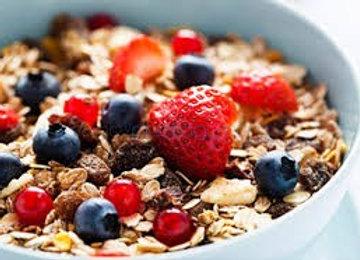 Berry Cereal (cereal de bayas)