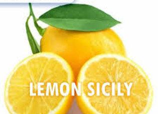 Lemon Sicily Flavour Art