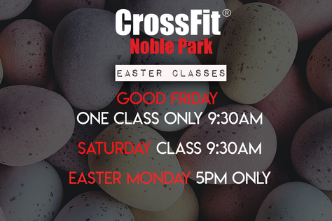Easter Classes