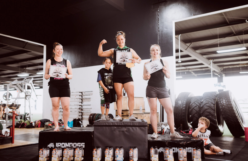 Strongman Melbourne