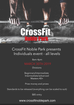 CrossFit Comp March 30th 2019