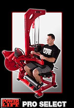 power lift Pro Select fitness euipment