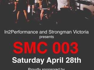 StrongMan Challenge 003