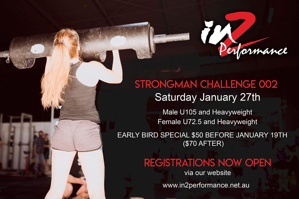Strongman Challenge 002