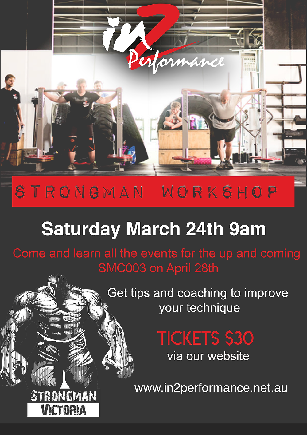 Strongman Workshop