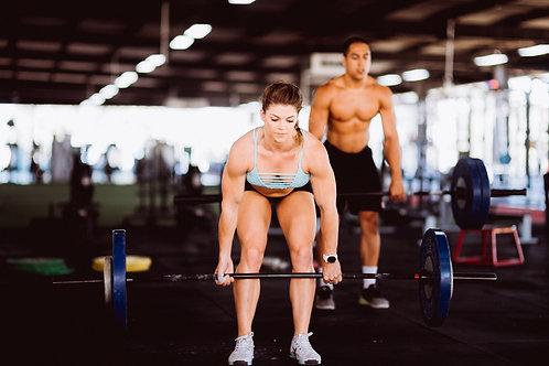 6 Week Fitness Challenge