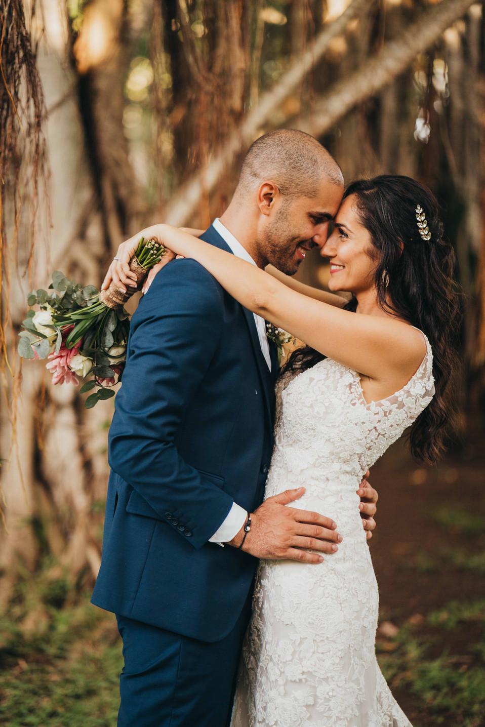 Sofia and Nicolas - Wedding in Mauritius