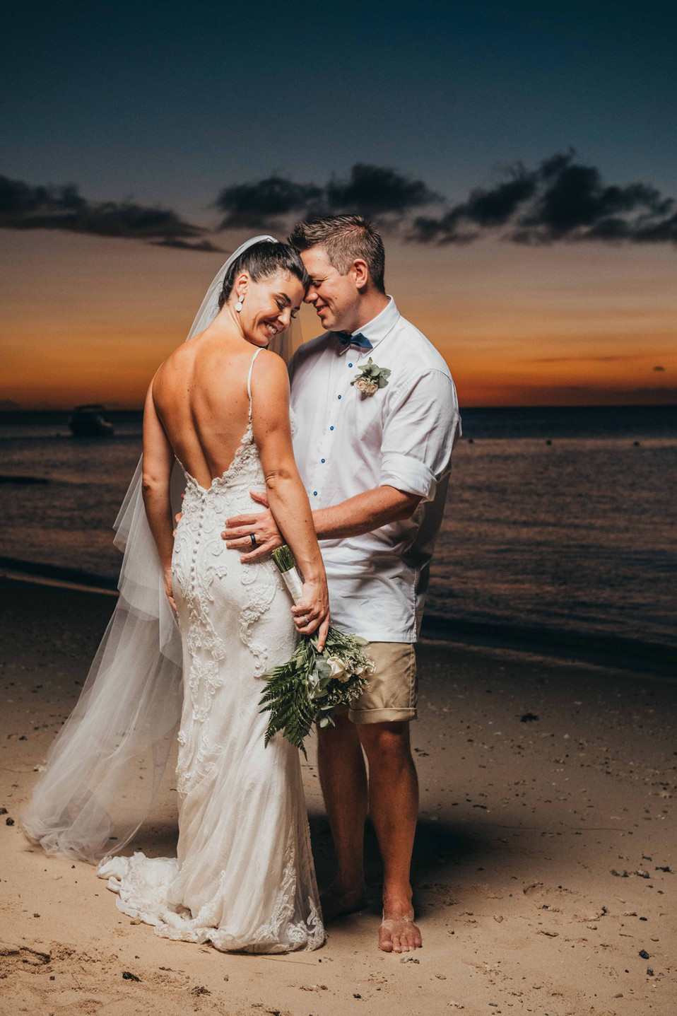 Laura and Charles - Wedding in Mauritius