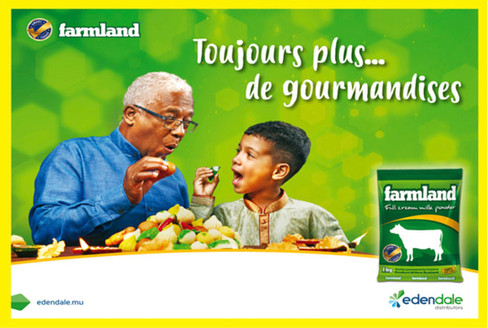 Farmland Campaign - Advertising Publications