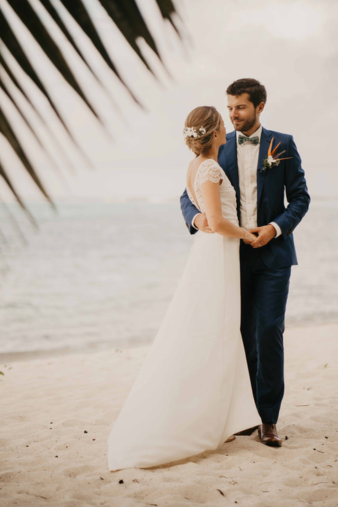 Emma and Alex - Wedding in Mauritius