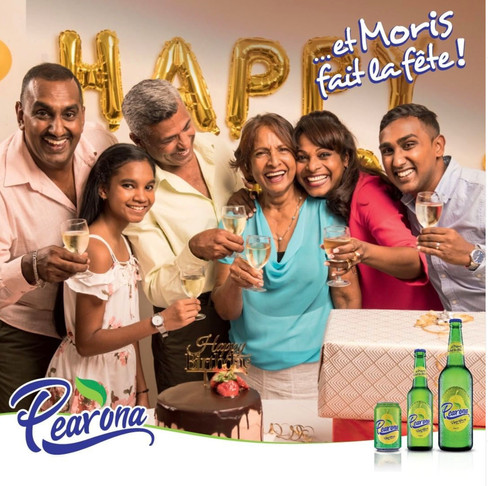 Pearona Campaign - Advertising Publications