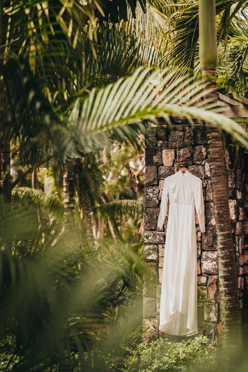 Melanie and Olivier - Wedding in Mauritius