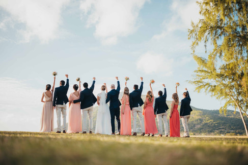 Sophie and Michel - Wedding in Mauritius